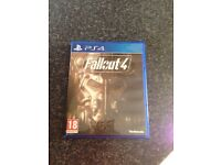 Fallout 4 PS4 Game - Mint Condition