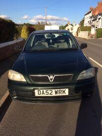 Vauxhall Astra Mk4 2002