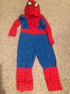 Spider Man Halloween Costume