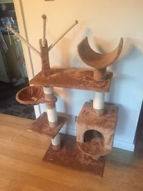 Cat tower/activity centre