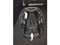 Pushchair and car seat or can buy either on their own
