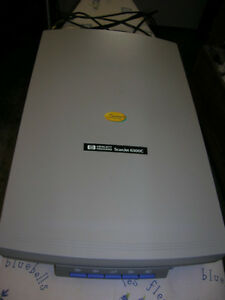HP Scanjet 6300C Flat bed Scanner