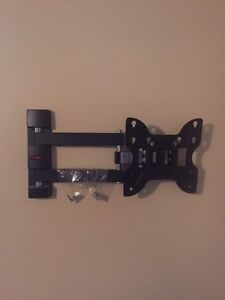 Multi direction TV wall mount.