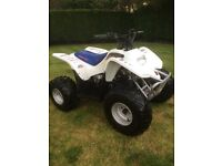 Apache lightning 100 quad bike £600