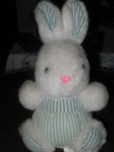 A BUNNY FOR the BABY'S ROOM