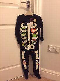 Halloween costume 2-3 years Brand new NOW £3