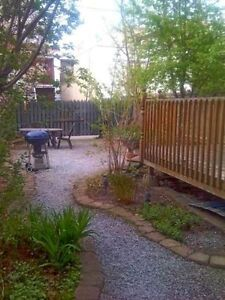Chambre coloc - Roommate wanted - 7 1/2 avec jardin - Beaubien
