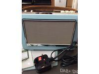 Goodmans 60s style DAB+ digital radio