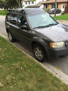 2003 Ford Escape XLT V6