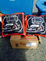 Set of dale Earnhardt pillows no.3