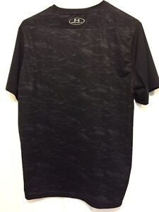 Two black Under Armor shirts. Practically new! London Ontario image 3