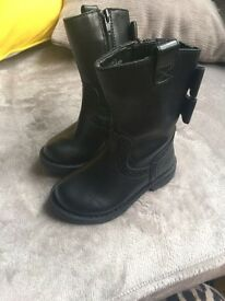 M&S brand new kids boots size 5