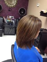 COLOR, CUT AND STYLE 80$ !