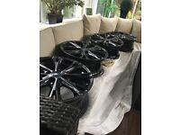 """FORD Fiesta/Focus 17"""" wheel rims 4x108"""