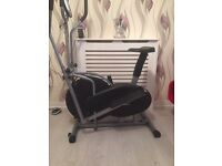 Two exercise machines for sale!