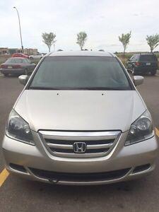 2007 Honda Odyssey EX in great condition