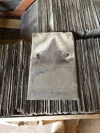 Reclaimed roof slate all sizes available