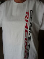 "Chevrolet Issued T-Shirt, ""CORVETTE"" White Size Xl, New"