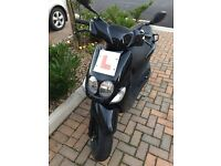 YAMAHA NEOS EASY 50cc IN BLACK 2013