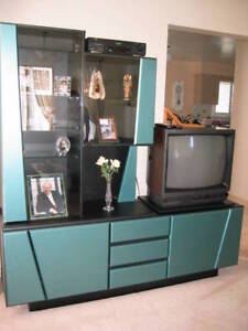Living Room Entertainment Cabinet
