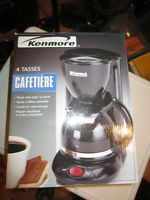Kenmore 4 Cup Coffee Maker
