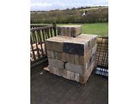 Concrete Blocks. 7newt. Reclaimed blocks x75