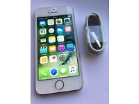 Apple iPhone 5s Gold 16GB locked to EE / T-Mobile