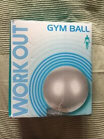 Work out ,gym ball , birthing ball.