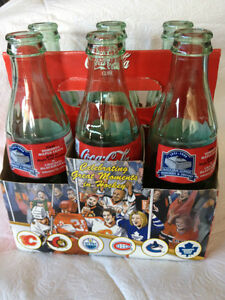 Maple Leaf Gardens Coca-Cola Memorabilia
