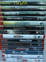 jeux playstation 3 ---playstation 3 games