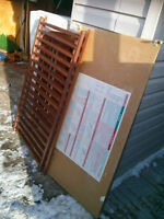 crib with mattress for quick sell