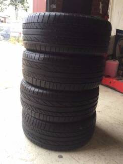 New & Used Tyres ( goodyear, Dunlop.... ) all up to 90% Tread Melbourne CBD Melbourne City Preview