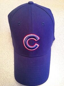 MLB Chicago cubs fitted cap Gatineau Ottawa / Gatineau Area image 1