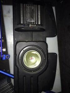 Mazdaspeed protege stock stereo. Low km usage