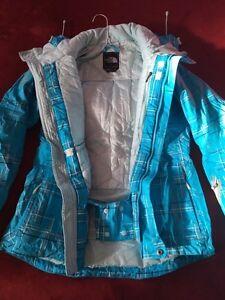 North Face winter jacket  Regina Regina Area image 3