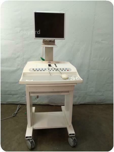 GE MEDICAL SYSTEMS CASE P2 SERIES  EXERCISE TESTING SYSTEM ! (268989)
