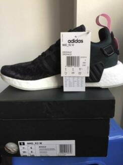 Brand New Adidas NMD R2 Pink and Black US 7.5