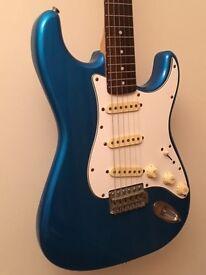 Fender squier stratocaster E serial