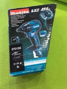 Makita LXT 18V BRUSHLESS Impact Driver Brunswick East Moreland Area Preview