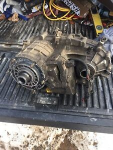 Transfer case 99 gmc