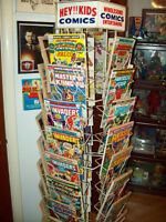 Looking for Comic Book Spinner Racks