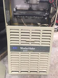 Carrier furnace and air conditioner Kitchener / Waterloo Kitchener Area image 1