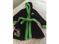 Ben 10 dressing gown age 4-5 years