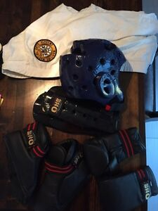 Taekwondo Sparring Gear like new