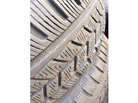 Winter Tyres - Avon - size 205/55R16