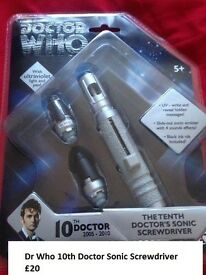 Dr who sonic screwdriver pen