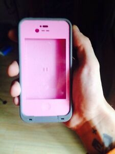 iPhone 4/4s life proof case $15
