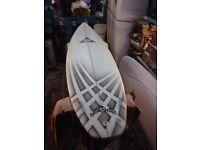 """Surfboard 6'6"""" O'Shea £180.00 ono"""