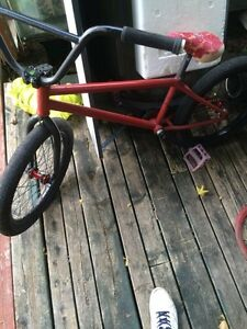 Trade all for fishing boat high end bmx custom Harley