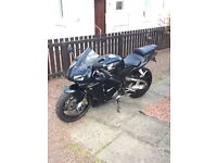 Honda cbr 600 rr 2003 black !!! For sale !!!